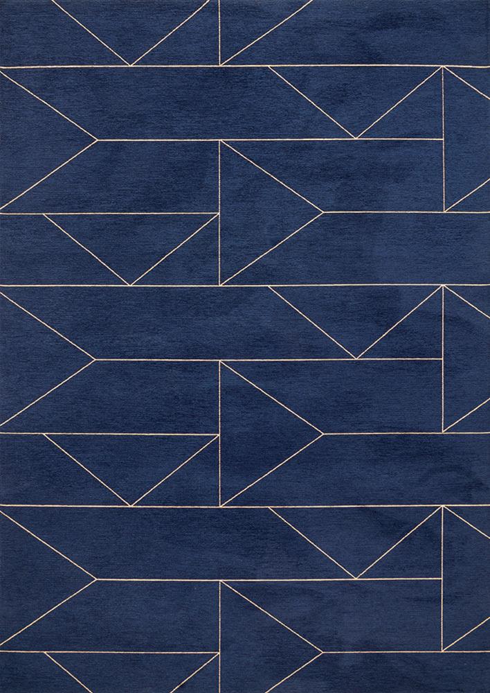 Dywan Marlin Indygo 160x230 Carpet Decor By Fargotex